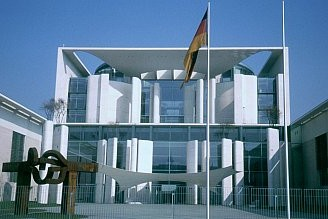 German Chancellery in Berlin