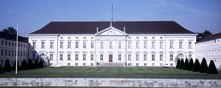 Bellevue Palace  in Berlin – Residence of the Federal President